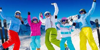 Corso di sci del sabato pomeriggio per ragazzi dai 5 ai 10 anni
