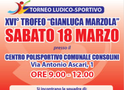 10/03: Torneo ludico-sportivo