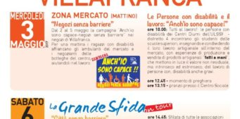 03-06 Maggio: La Grande Sfida a Villafranca