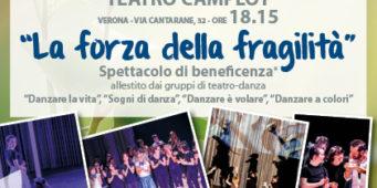 """25 Aprile: Teatro Camploy """"La Forza della Fragilità"""""""