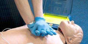 Defibrillatori obbligatori dal 1° luglio