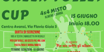 Green volley CUP – 4×4 misto