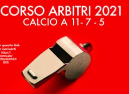 Corso Arbitri Calcio 11-7-5