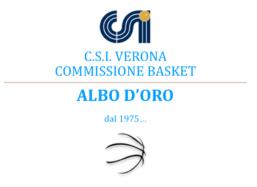 ALBO D'ORO BASKET