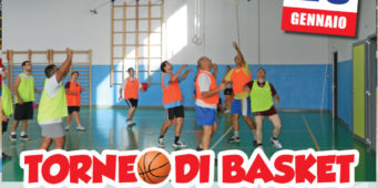 28/01: Torneo di Basket