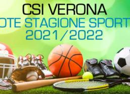 QUOTE STAGIONE SPORTIVA 2021/2022